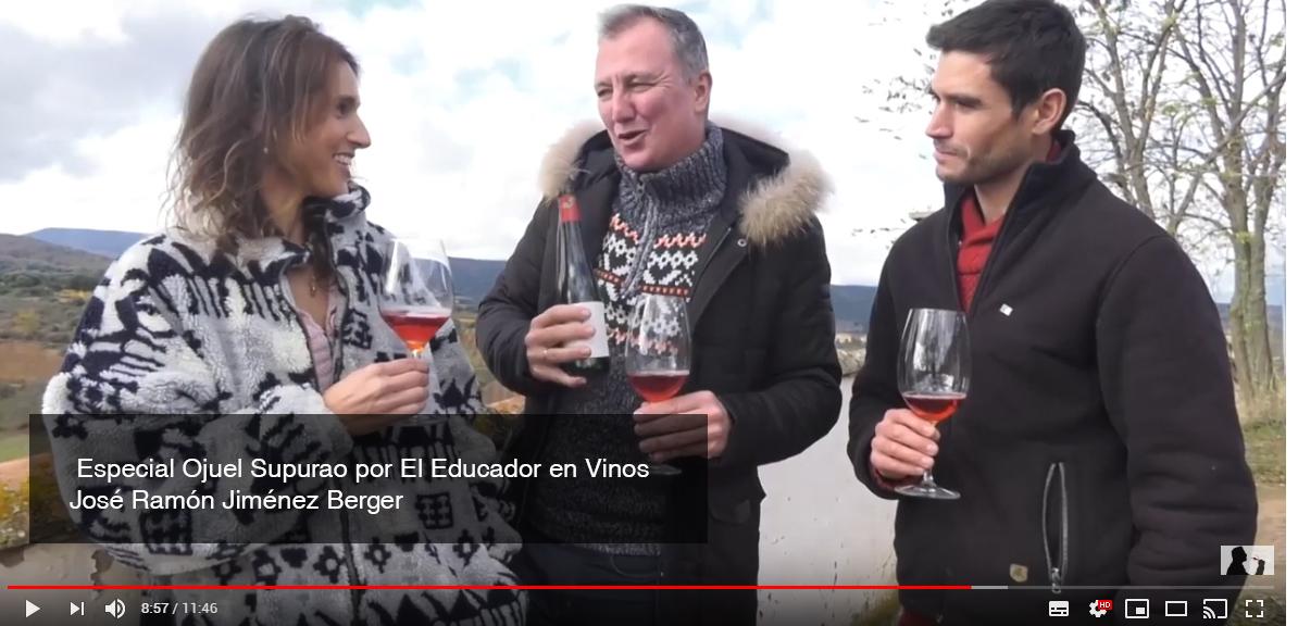 Especial Ojuel Supurao. El Educador de Vinos