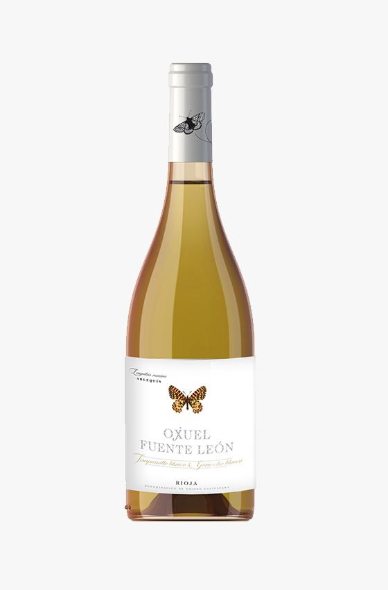 Ojuel Fuente León Blanco Rioja